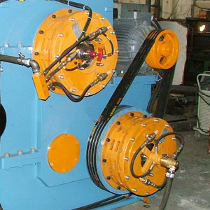 WEB-ROTOFLUID-APPLICATION-STEEL MILL-BRAKE & CLUTCH UNIT