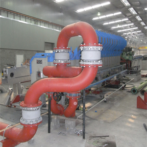 WEB-ROTOFLUID-APPLICATION-STEEL MILL-FLEXIBLE PIPING
